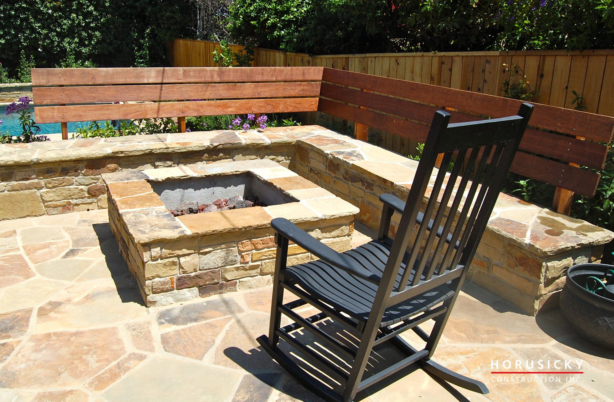 Fireplaces & Firepits - Horusicky Construction