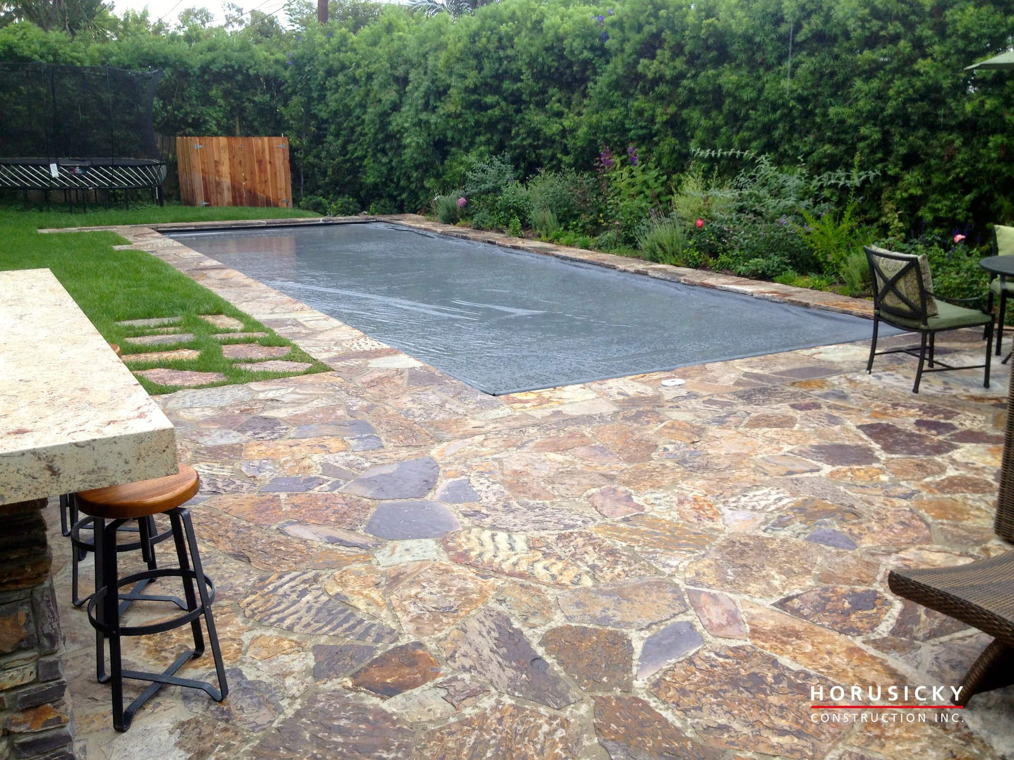 Pool Cover Construction : Pool covers horusicky construction